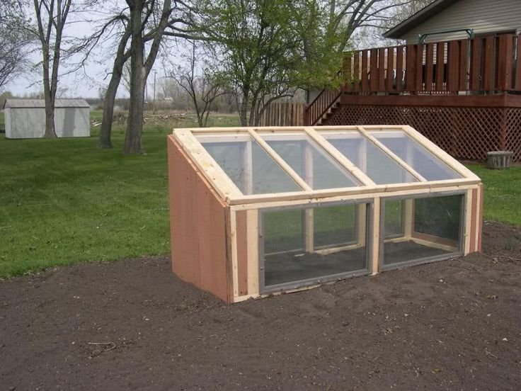 Build Small Greenhouse Green House