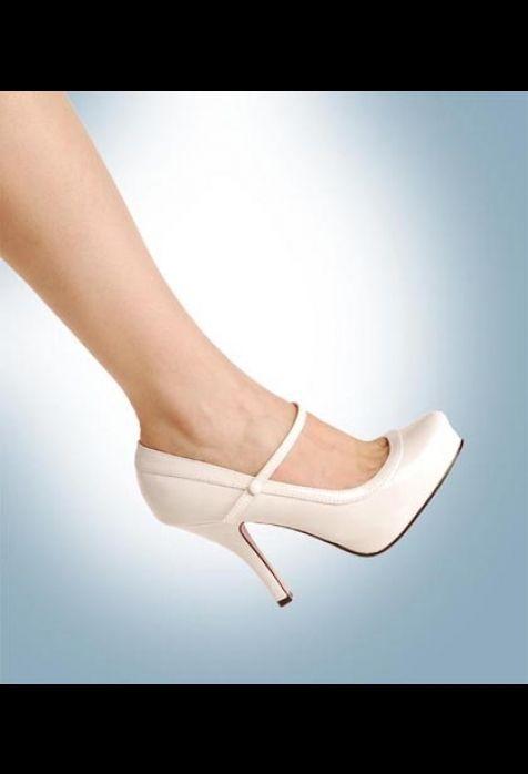 Retro Baby Doll Shoes Footsies