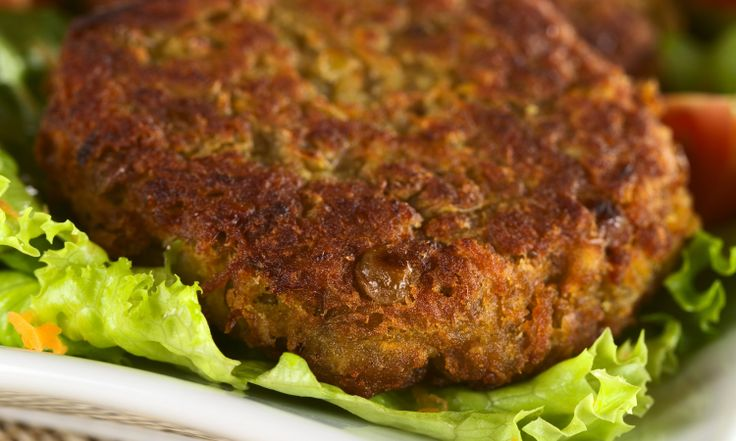 Quinoa Mushroom Burgers | Healthy Main Meals | Pinterest
