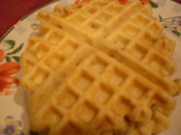 Maple Pecan Waffles | Recipe