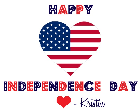 independence day july 4th clipart