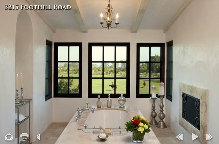 Spanish Colonial - window panes | New House | Pinterest