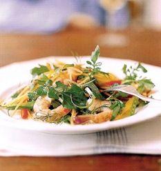 Shrimp Salad With Lemon Dill Vinaigrette, Fosters Market | SALADS ...