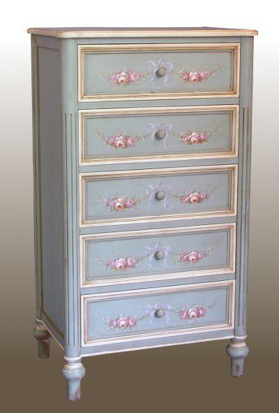 Shabby Chic Dresser Home Decor Furniture Pinterest
