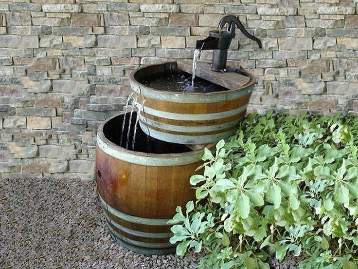 Easy Outdoor Water Features : Water Features