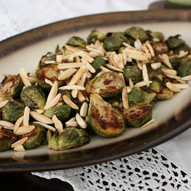 looking for new brussel sprout recipes. Maple Dijon Brussel Sprouts ...