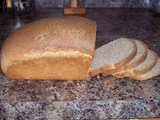 Whole Wheat Bread   Breads & Rolls   Pinterest