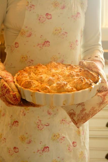 Peach crumble pie | Desserts | Pinterest