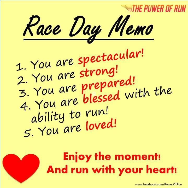 running race quotes like success