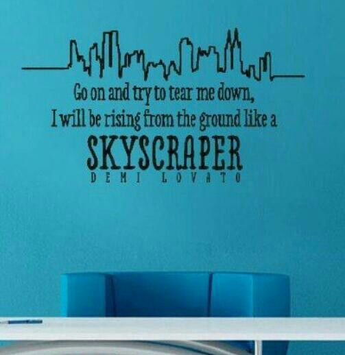 wall decals lyrics   Wall Decal. Wall decals lyrics   Color the walls of your house