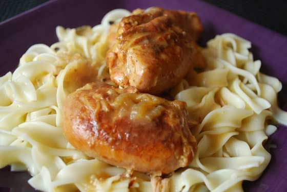chicken paprikash | Slow cooking | Pinterest