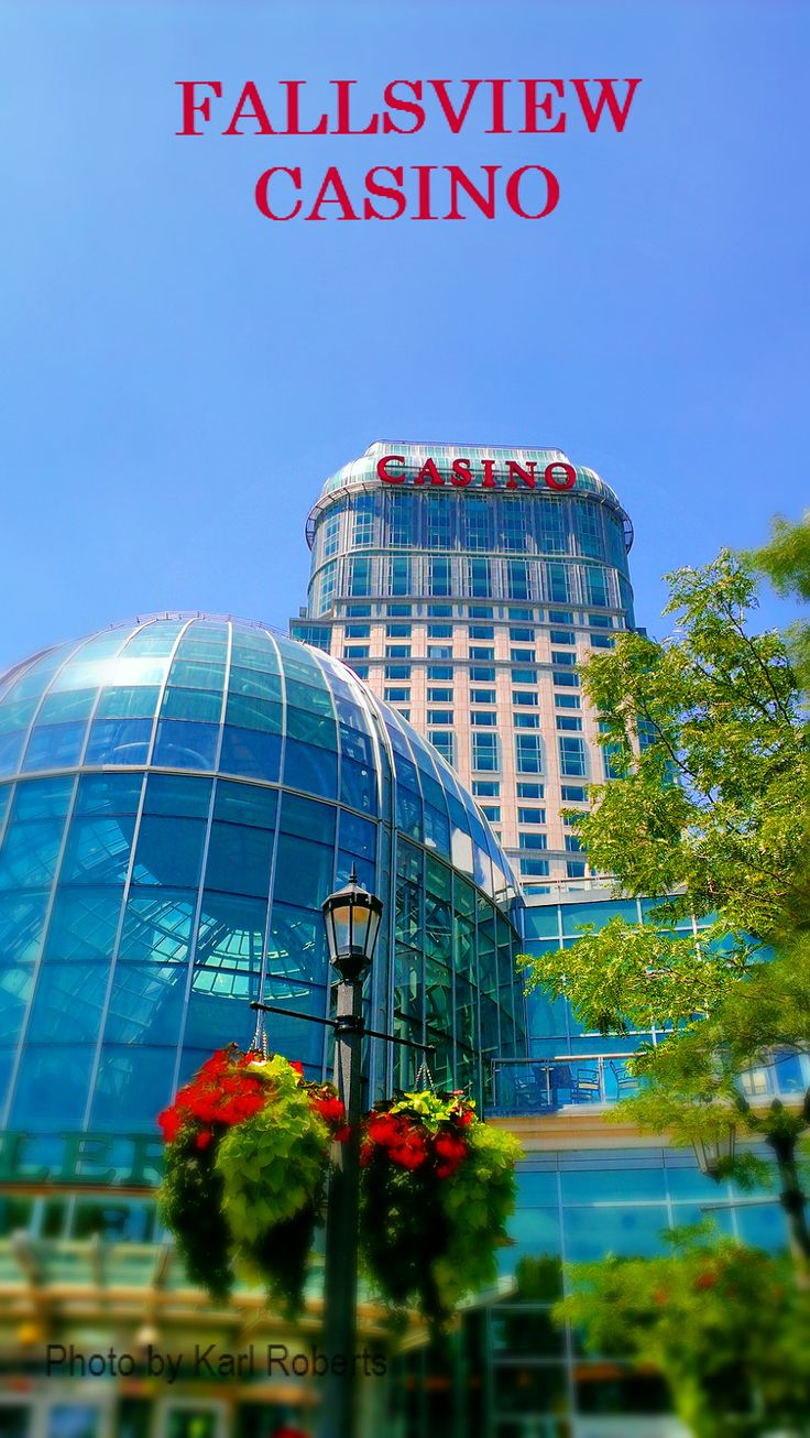 How many casinos in niagara falls ontario