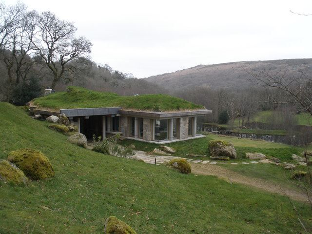 Grass roof mow the roof pinterest for Ecological home