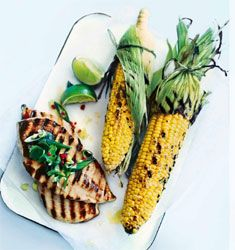 Smoky BBQ Corn | MM★Foodie | Pinterest
