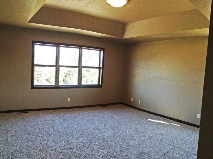 Master Bedroom With Tray Ceilings Sageridge Model By Cypress Homes