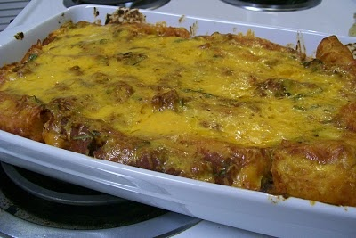 Simple and perfect enchiladas | Recipes | Pinterest