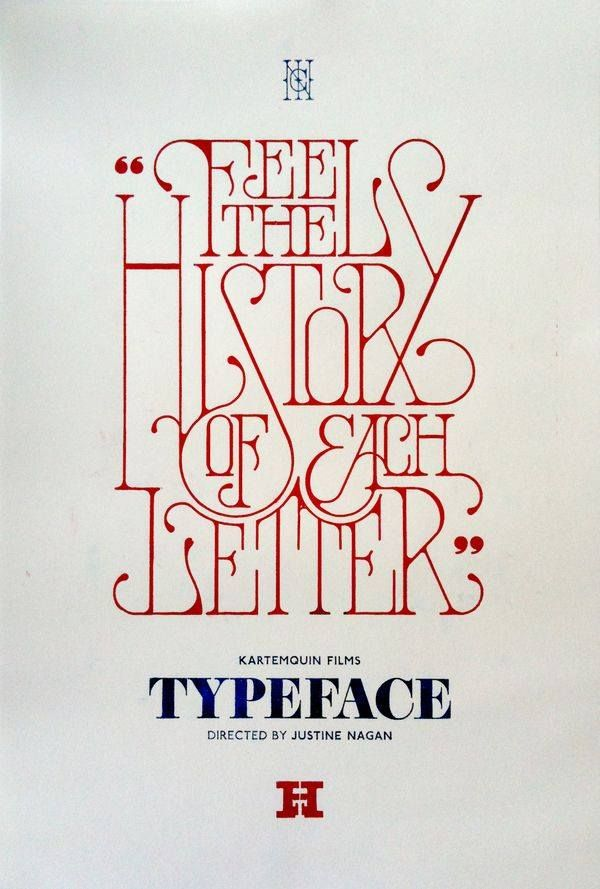 movie poster typography typeface le tatouage pinterest