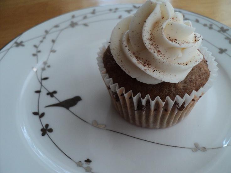 Chai Latte Cupcakes | Desert | Pinterest