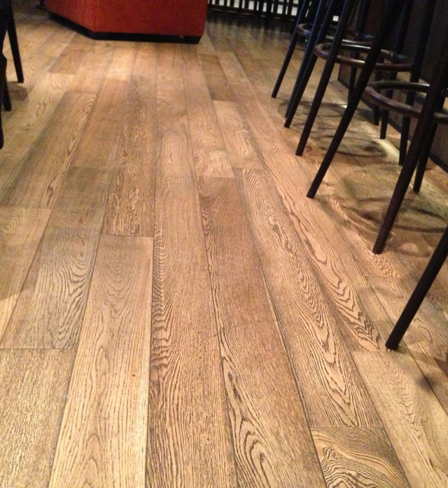 Black washed white oak floors oak wood floors pinterest for 180 water street 17th floor