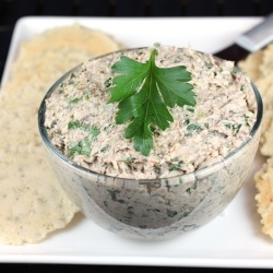 Sardine Rillettes by foodgal | {Food} Appetizers & Snacks | Pinterest