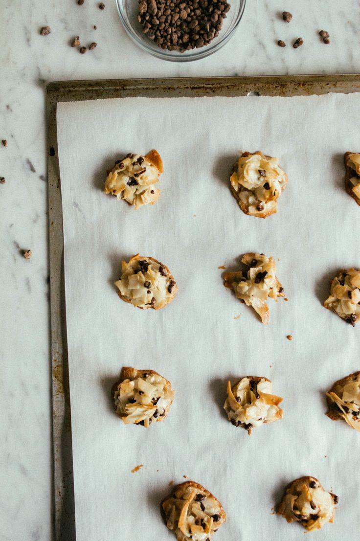 Alice Medrich's New Classic Coconut Macaroons Recipes — Dishmaps
