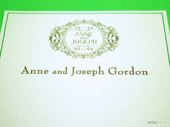how to write a formal invitation