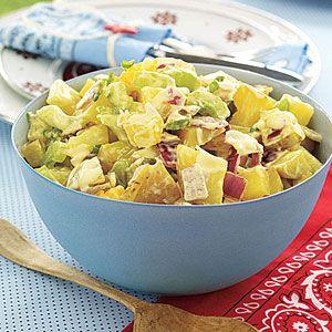 Mom's Potato Salad Recipe | MyRecipes.com Mobile