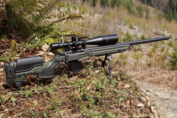 China made m700 gas rifle (real wood)