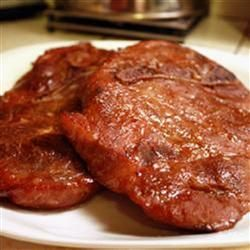 Marinated Baked Pork Chops Allrecipes.com