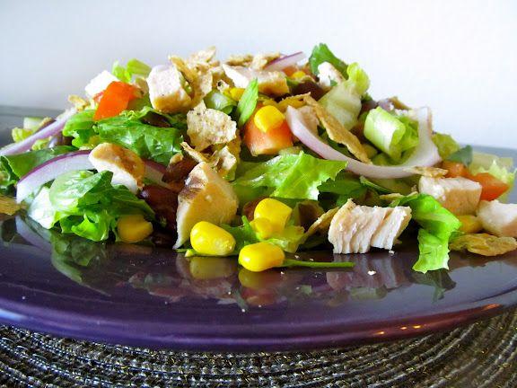 Mexican Cobb Salad | Salad Recipes | Pinterest