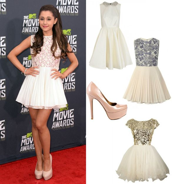 Ariana Grande Outfit Fashion Style Pinterest