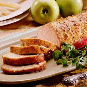Honey-Roasted Pork | Recipe