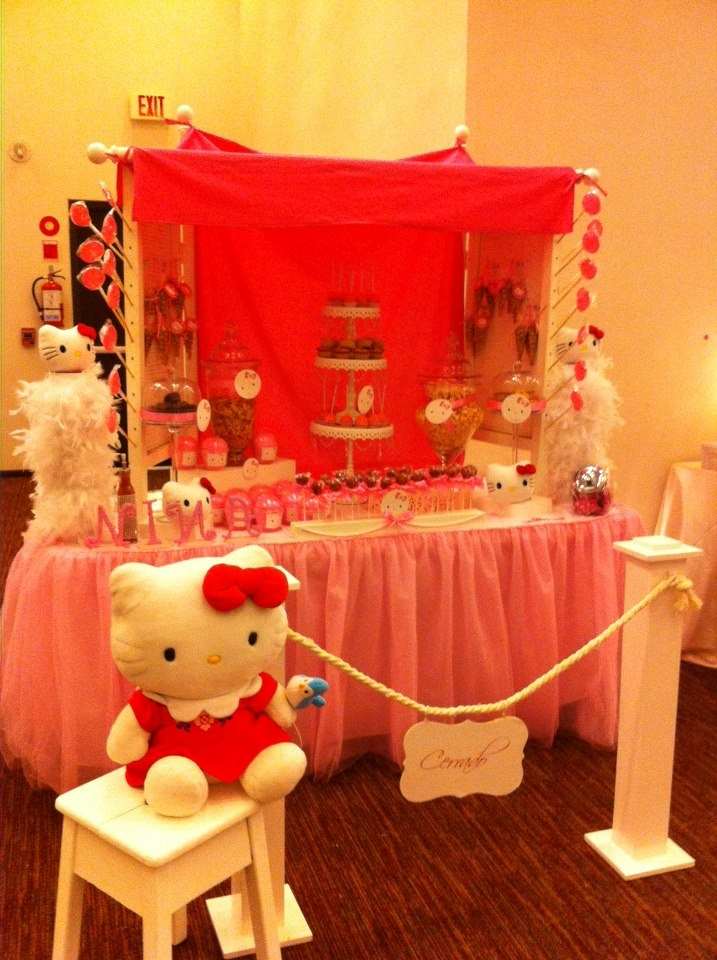 Baby Shower Themes Hello Kitty ~ Baby shower hello kitty ideas el mundo de las fiestas y