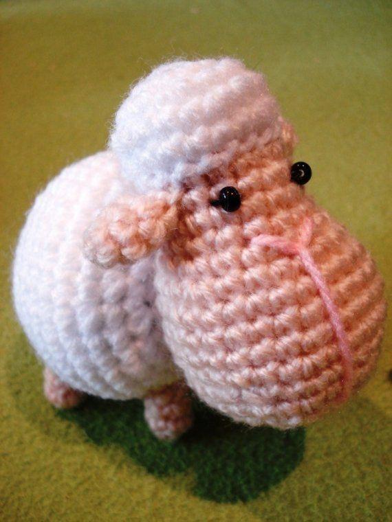 Amigurumi Lamb Crochet : Amigurumi Pattern Easter Lambs PDF