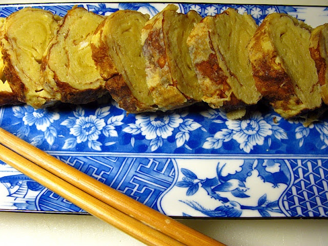 Tamagoyaki (Japanese Rolled Omelet) Recipe — Dishmaps