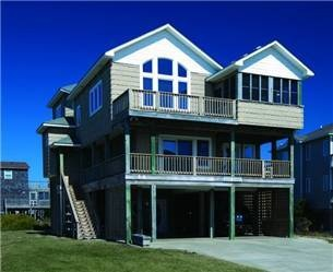Avon, NC Vacation Rental  http://www.sunrealtync.com/house/ksd-10