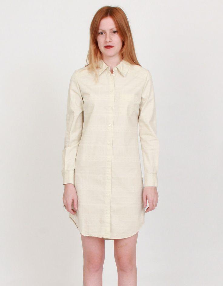 Sidonie Shirt Dress | Penelope's | Buy or DIY | Pinterest