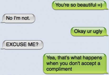 good compliments for a girl