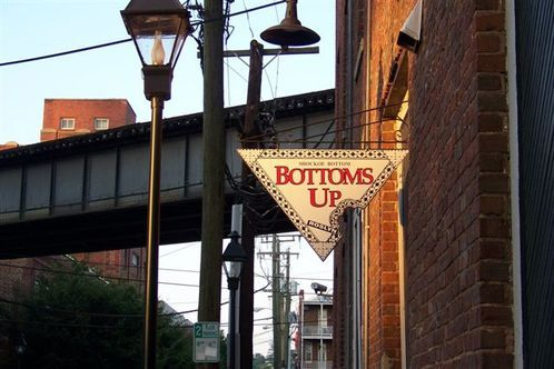 Bottoms Up Pizza - Official Site