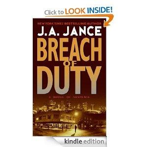 J.a. Jance Novels ... com: Breach...