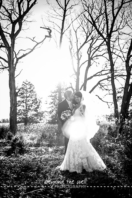 Starved Rock Wedding Black N White Wedding Pinterest