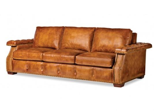 Hancock & Moore Cameo Caramel Sofa  Decorating: Modern Urban Country ...