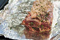 Classic rack-of-lamb recipe (12/2012)
