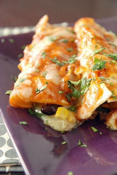 Vegetable Enchiladas | Recipe
