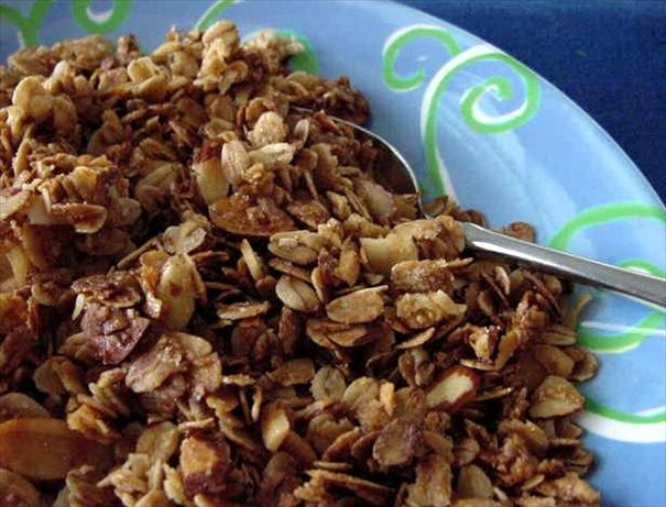 Vanilla-Scented Granola. Photo by Marg (CaymanDesigns) Made half a ...