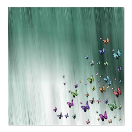 butterfly shower curtain for the home pinterest