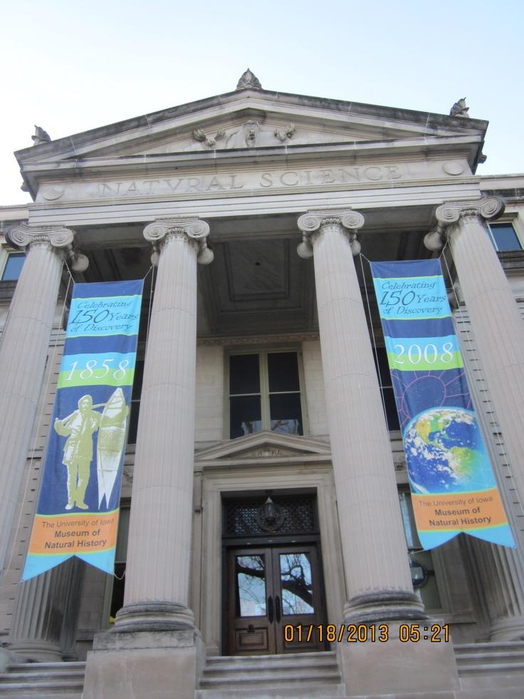 Iowa City Natural History Museum