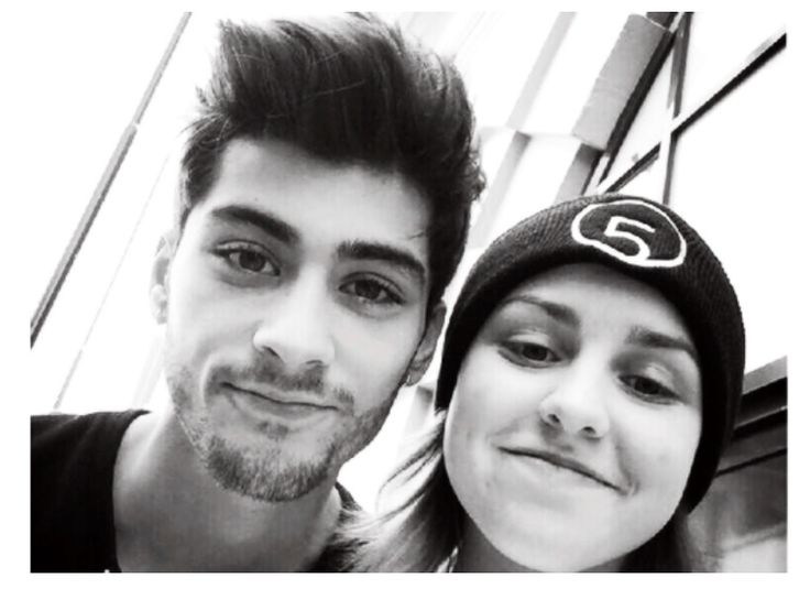 Continue with Facebook Sign up with EmailZayn Malik With A Fan