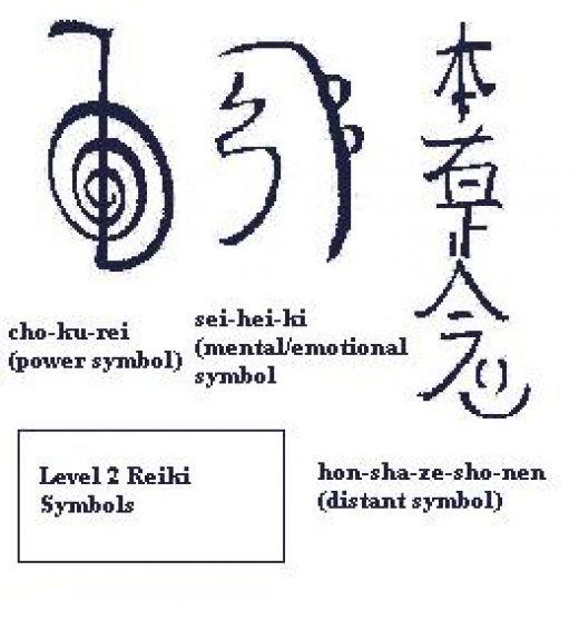Level 2 reiki symbols reiki pinterest