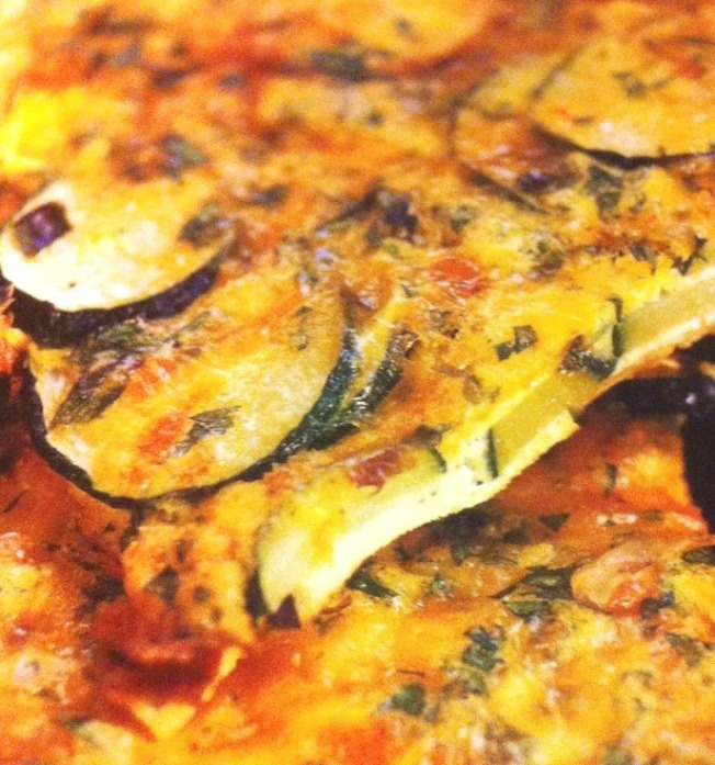 Zucchini Frittata | Foodie | Pinterest
